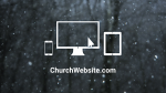 Snow Falling  PowerPoint image 12