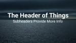 Stormy Beach header subheader 16x9 PowerPoint image