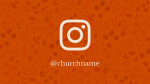 Thanksgiving instagram 16x9 PowerPoint Photoshop image