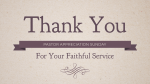 Pastor Appreciation  PowerPoint Photoshop image 18
