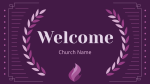 Advent Series Faith welcome 16x9 PowerPoint Photoshop image