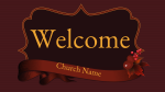 Giving Thanks welcome 16x9 PowerPoint Photoshop image
