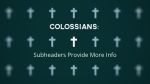 Colossians subheader 16x9 PowerPoint Photoshop image