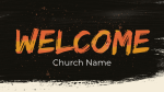 The Gospel of Mark welcome 16x9 PowerPoint Photoshop image