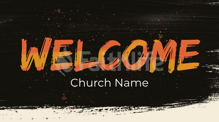 The Gospel of Mark welcome 16x9 smart media preview