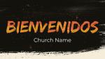 The Gospel of Mark bienvenidos 16x9 PowerPoint Photoshop image