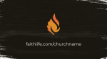 The Gospel of Mark faithlife 16x9 PowerPoint Photoshop image