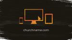 The Gospel of Mark website 16x9 PowerPoint Photoshop image