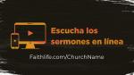 The Gospel of Mark sermones en línea 16x9 PowerPoint Photoshop image