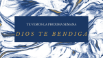 The Book of Job dios te bendiga 16x9 PowerPoint Photoshop image