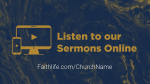 The Book of Job sermons online 16x9 PowerPoint Photoshop image