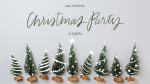 All Church Christmas Party  PowerPoint Photoshop image 1