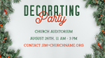 Decorating Party  PowerPoint Photoshop image 4