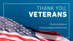 Thank You Veterans Sky  PowerPoint Photoshop image 4
