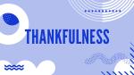 Thankfulness  PowerPoint Photoshop image 1
