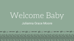 Birth Announcement  PowerPoint Photoshop image 6