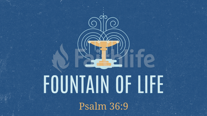 Fountain of Life large preview
