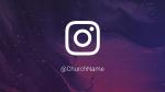 Majesty instagram 16x9 PowerPoint Photoshop image