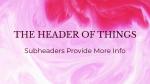 Moving Liquid header subheader pink 16x9 PowerPoint Photoshop image