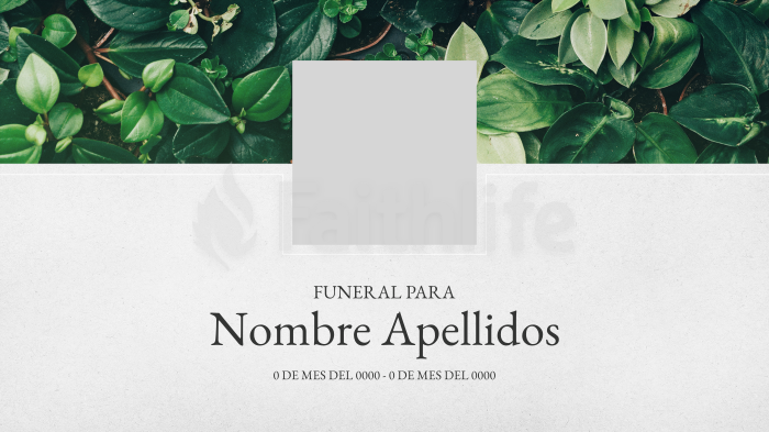 Funeral Service For large preview