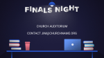 Finals Night  PowerPoint Photoshop image 4