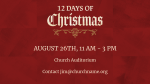 12 Days Of Christmas Red  PowerPoint Photoshop image 7