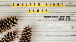 Twelfth Night Party Pinecone announcement 16x9 bd05ed77 6401 4440 bd46 8353915879b0 PowerPoint Photoshop image