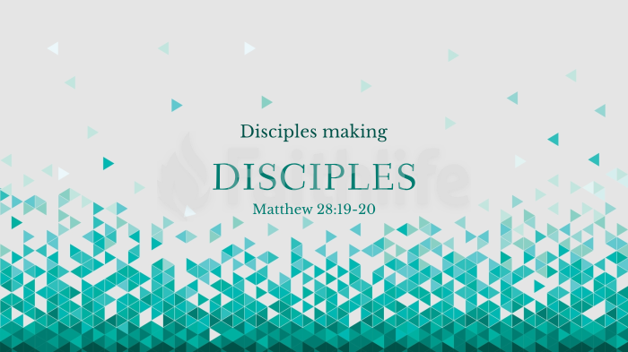 Disciples Making 16x9 smart media preview