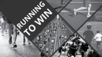 Running to Win  PowerPoint Photoshop image 1