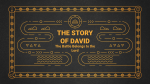 The Story of David  PowerPoint Photoshop image 1