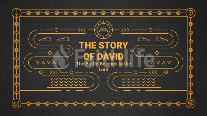 The Story of David large preview