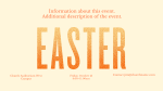 Easter  PowerPoint Photoshop image 20
