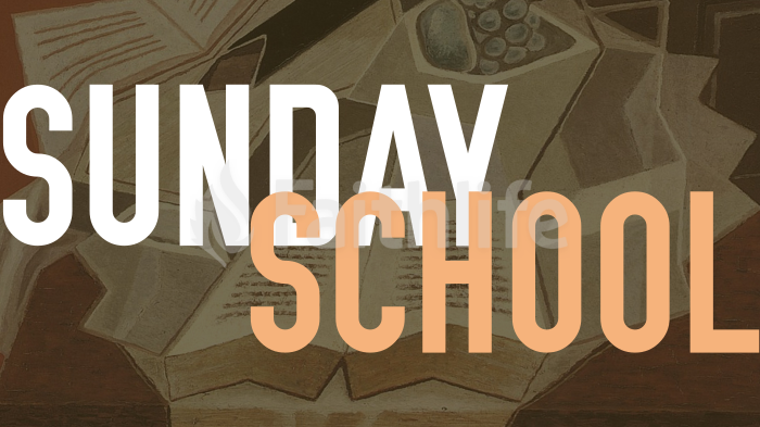 Sunday School large preview