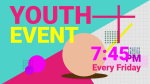 Youth Event  PowerPoint Photoshop image 1