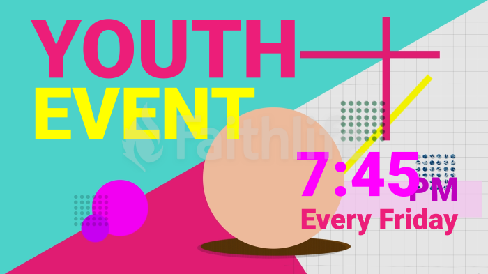 Youth Event large preview