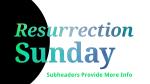 Resurrection Sunday  PowerPoint Photoshop image 4