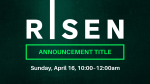 Christ is Risen Indeed  PowerPoint Photoshop image 5
