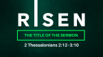 Christ is Risen Indeed  PowerPoint Photoshop image 9