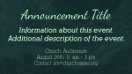 O Come Let Us Adore Him  PowerPoint image 4