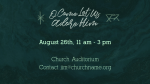 O Come Let Us Adore Him  PowerPoint image 10