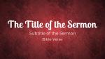Snowing Red sermon title 16x9 01930210 b28e 4c3b 956d 70d57693de81 PowerPoint image