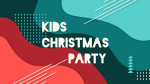Kids Christmas Party  PowerPoint image 1