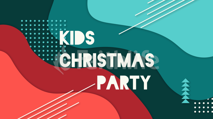 Kids Christmas Party large preview