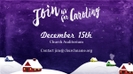 Join Us For Caroling  PowerPoint image 4