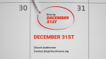 Give By December 31st  PowerPoint image 4